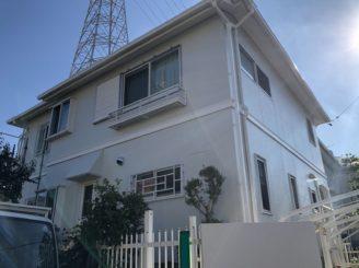 名古屋市H様邸 外壁・屋根塗装工事